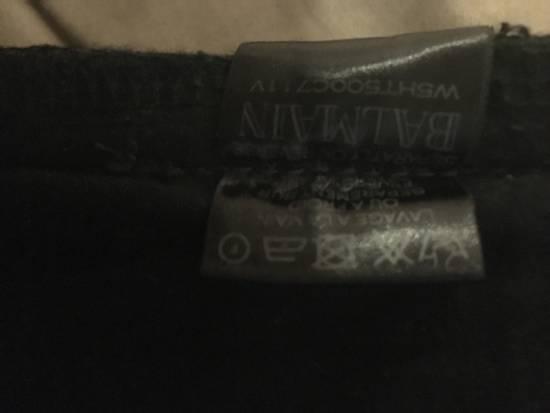 Balmain Black Denim Size US 31 - 5