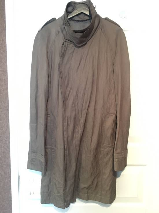Julius AW07 Khaki light coat Size US M / EU 48-50 / 2