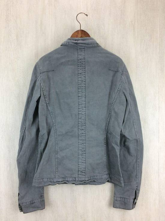 Julius Julius 7 Gray Denim Jacket Large//3 Excellent Condition Size US L / EU 52-54 / 3 - 1
