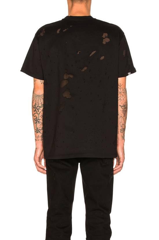 Givenchy Givenchy Black Destroyed Distressed Logo Oversized Shark T-shirt size M (XL) Size US M / EU 48-50 / 2 - 3