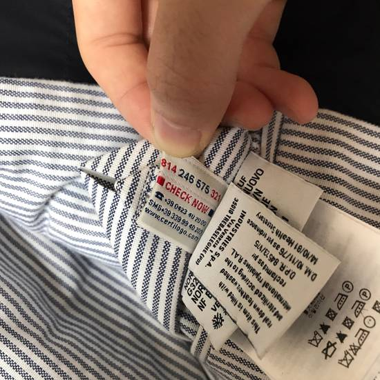 Thom Browne THOM BROWNE X MONCLER GAMME BLEU DOWN SUITS Size 38R - 7