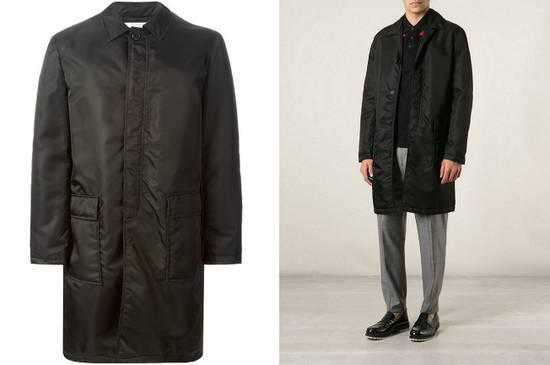 Givenchy $3200 Givenchy Long Padded Nylon Rottweiler Shark Overcoat Jacket size M (L) Size US M / EU 48-50 / 2 - 2