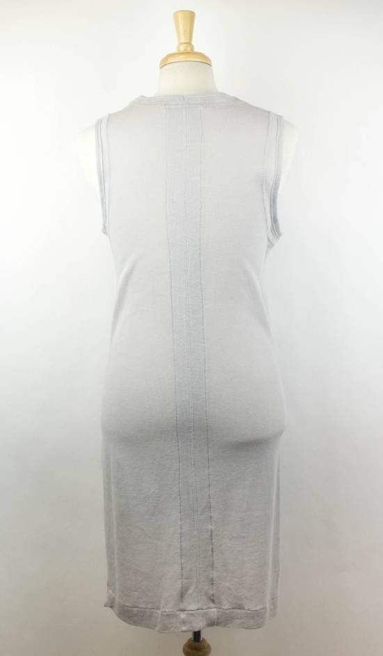 Julius MA_JULIUS Gray Cotton Blend 'Plaster' Long Tank Top T-Shirt Size 3/M Size US M / EU 48-50 / 2 - 2