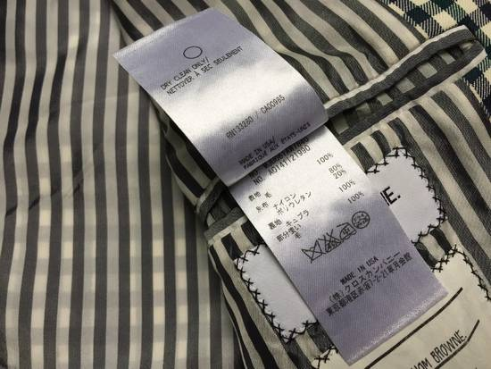 Thom Browne Gingham check wool/cashmere Harrington Jacket Size US S / EU 44-46 / 1 - 5