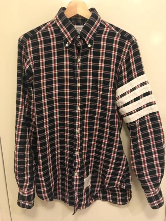 Thom Browne Thom Browne Check Shirt Size US S / EU 44-46 / 1