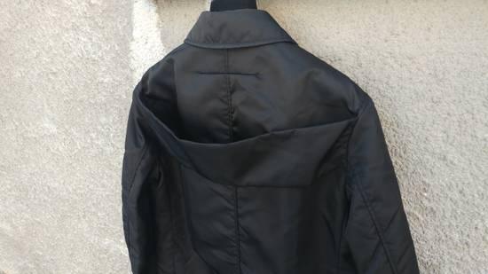 Givenchy $3200 Givenchy Long Padded Nylon Rottweiler Shark Overcoat Jacket size M (L) Size US M / EU 48-50 / 2 - 9