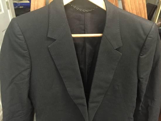 Julius SS05 'AN INDIVIDUAL' Cotton Blazer Size 36R - 4