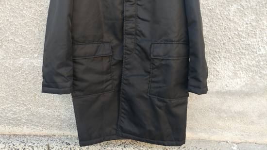 Givenchy $3200 Givenchy Long Padded Nylon Rottweiler Shark Overcoat Jacket size M (L) Size US M / EU 48-50 / 2 - 7