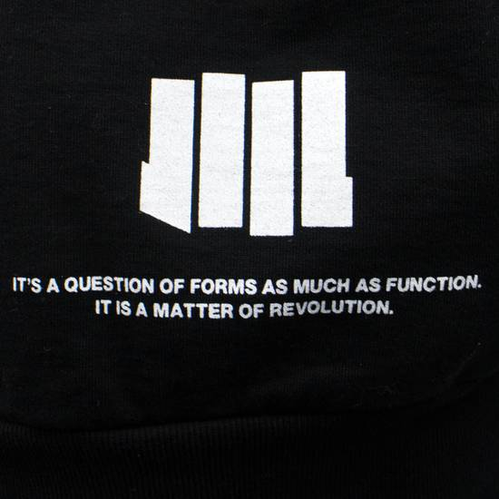 Julius Men's Black Cotton Printed Short Sleeve Hooded Sweater 3/M Size US M / EU 48-50 / 2 - 5