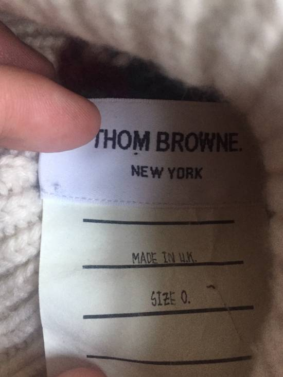 Thom Browne Cashmere Turtleneck Made In UK Size US XS / EU 42 / 0 - 1