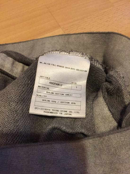 Julius Julius Sarouel Shorts - Grey - Size 1 Size US 29 - 8