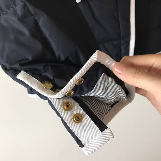 Thom Browne THOM BROWNE X MONCLER GAMME BLEU DOWN SUITS Size 38R - 3