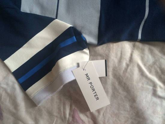 Givenchy Givenchy Authentic $750 Columbian Fit Striped Pique Polo Shirt Size XS Brand New Size US XS / EU 42 / 0 - 5
