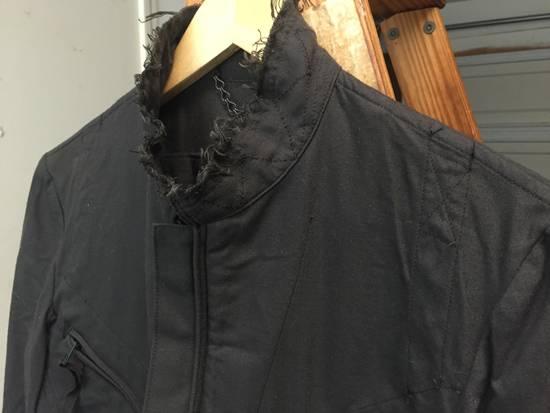 Julius AW06 Multi Zip Distressed Military Jacket Size US XS / EU 42 / 0 - 3