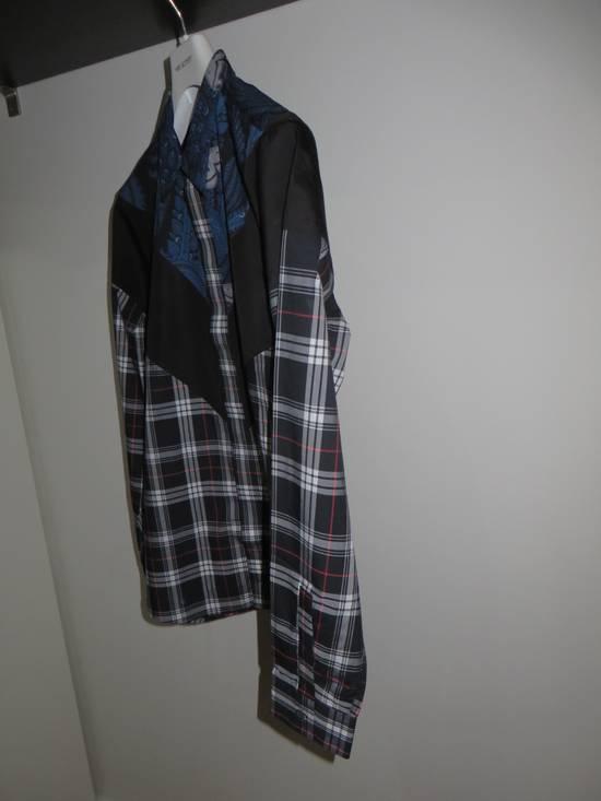 Givenchy Paisley check-print shirt Size US M / EU 48-50 / 2 - 2