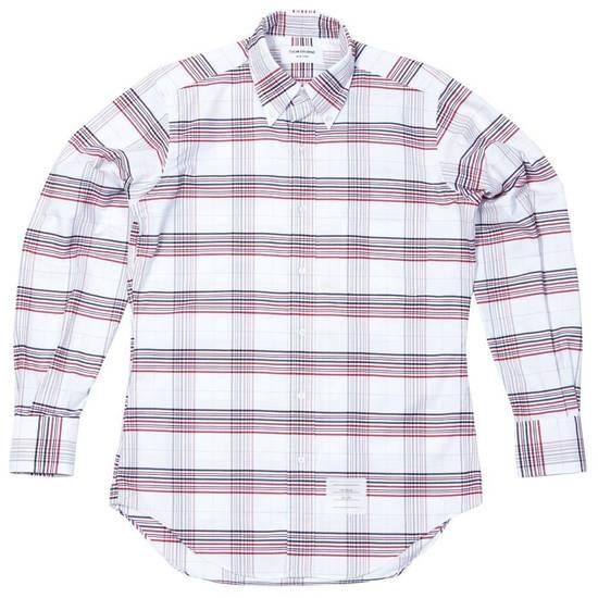 Thom Browne Thom Browne Striped Oxford Shirt size 2 Size US M / EU 48-50 / 2
