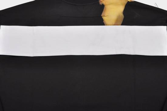 Givenchy Black Cotton Colombian Fit Abstract Paint Tshirt Size US S / EU 44-46 / 1 - 4