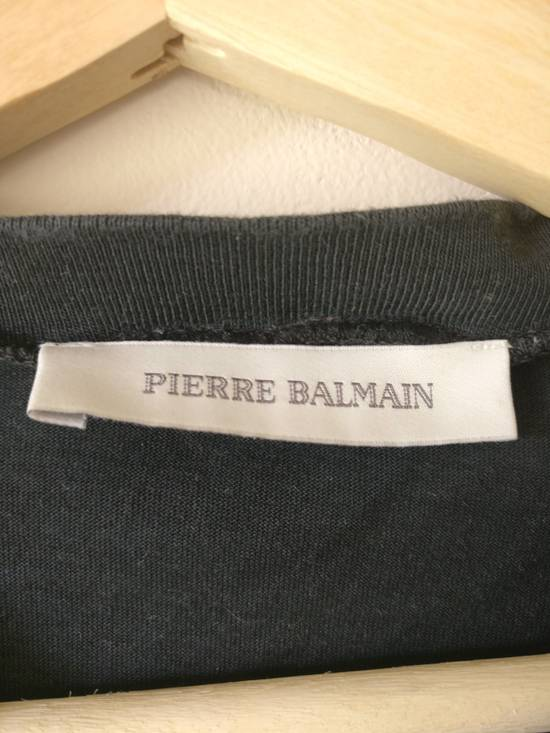 Balmain Pierre Balmain Print T-shirt Size US S / EU 44-46 / 1 - 2