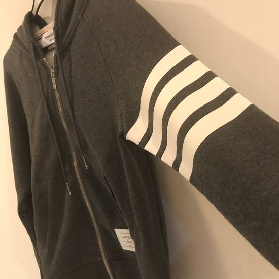Thom Browne Thom Browne X Dover Street Market Engineered 4-bar Zip Up Hoodie Size US XS / EU 42 / 0 - 3