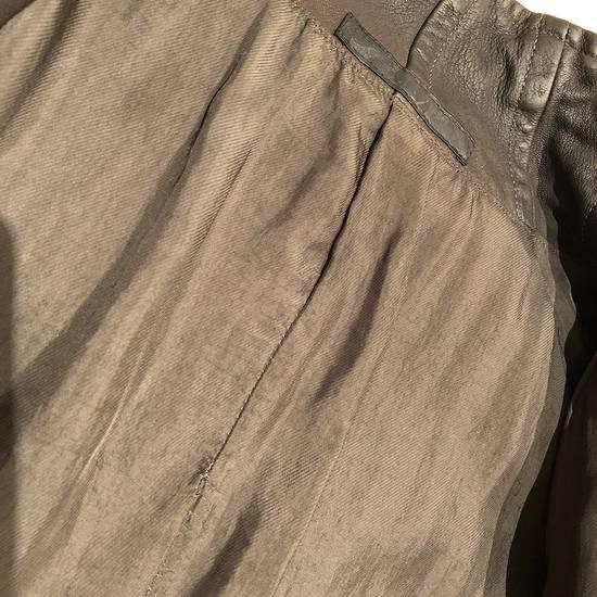 Julius Julius Goat Skin Leather Jacket Size US S / EU 44-46 / 1 - 14