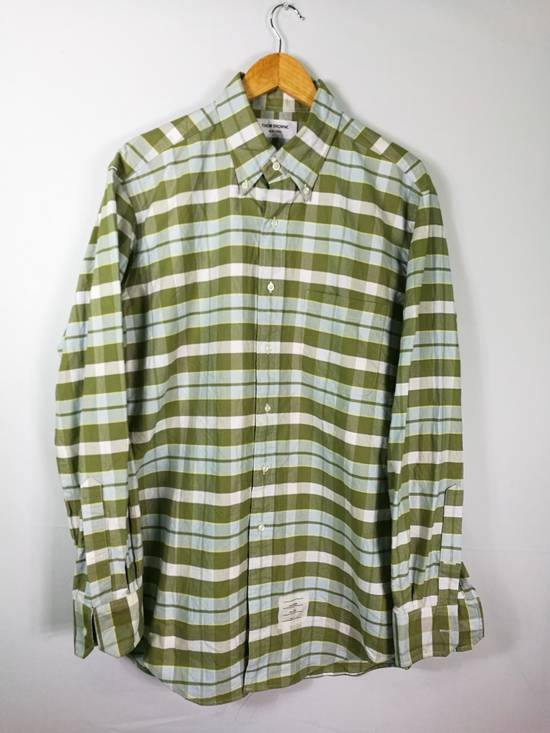 Thom Browne oxford shirts (USED ITEM) Size US XXL / EU 58 / 5