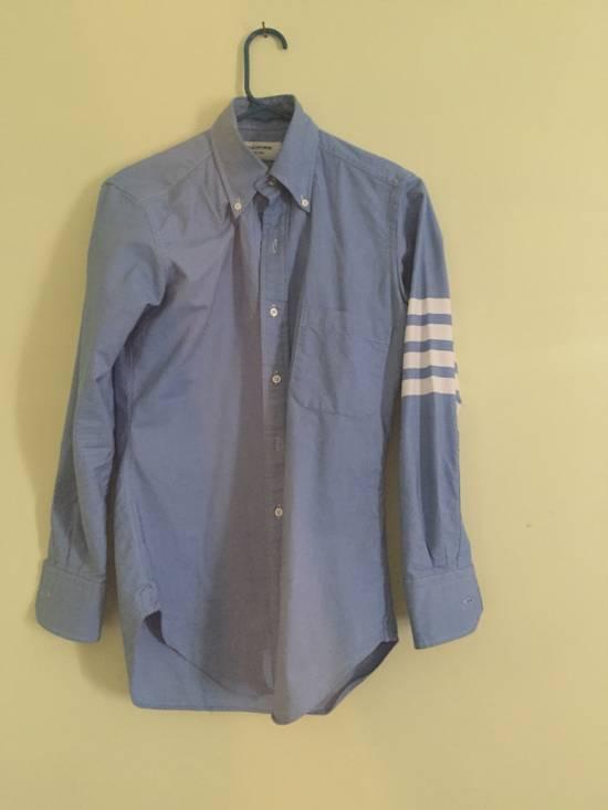 Thom Browne 4 Bar Shirt Size US XS / EU 42 / 0