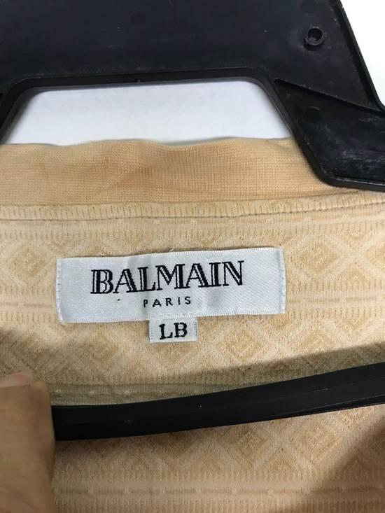 Balmain BALMAIN PARIS BUTTON UP T SHIRT Size US L / EU 52-54 / 3 - 3