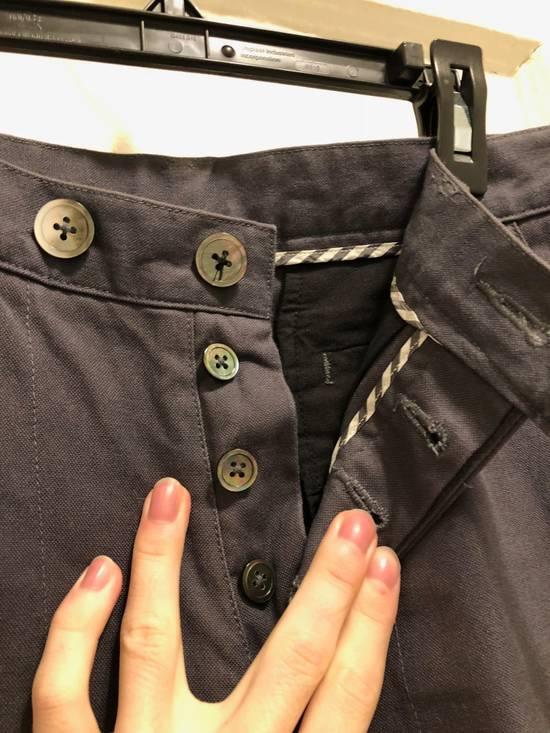 Thom Browne Grey 4-Bar Chinos Size US 28 / EU 44 - 2