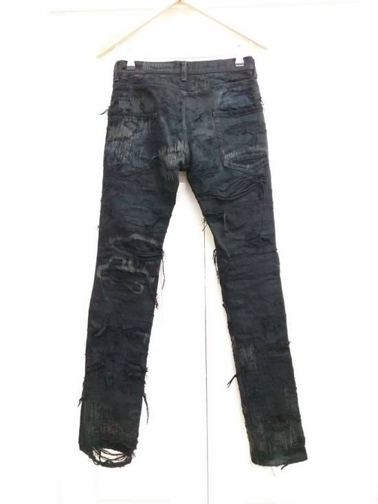 Undercover AW05 'Arts&Crafts' 85 Denim - Size 1 Women Size US 26 / EU 42 - 1