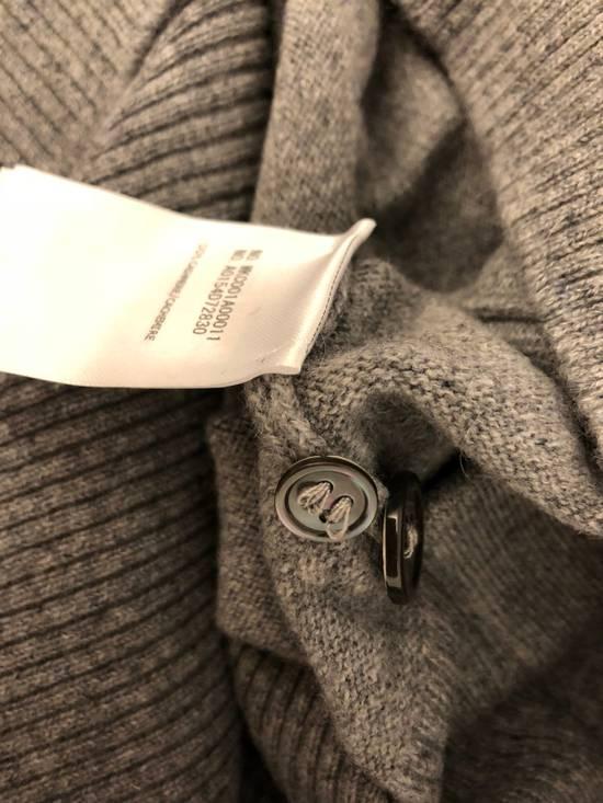Thom Browne THOM BROWNE Slim-Fit Striped Cashmere Cardigan Size US XL / EU 56 / 4 - 5