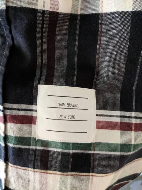 Thom Browne Madras Shirt, 2/M Size US M / EU 48-50 / 2 - 3