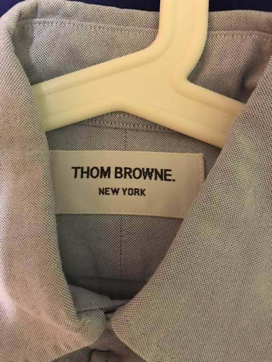 Thom Browne Thom Browne Blue Oxford Size US S / EU 44-46 / 1 - 1