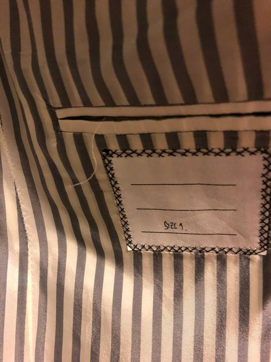 Thom Browne Septemberists Shortsleeve Suit SS07 Size 36S - 4