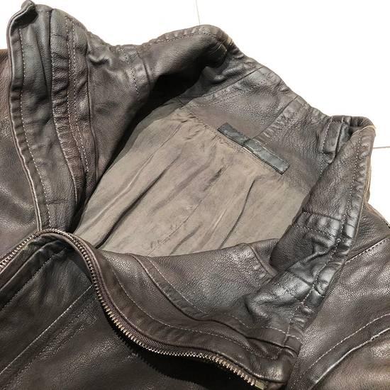 Julius Julius Goat Skin Leather Jacket Size US S / EU 44-46 / 1 - 9