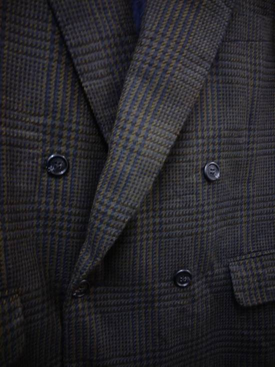 Givenchy Tailored Glen Plaid Blazers Size 38R - 6