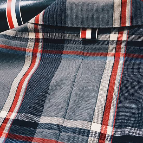 Thom Browne THOM BROWNE Plaid suit Jacket Size 42S - 3