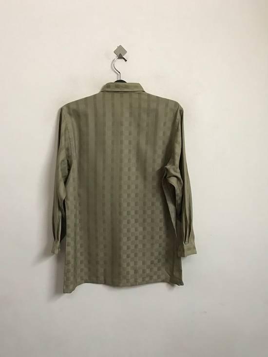 Balmain FINAL DROP BEFORE DELETE!!! Pierre Balmain Paris Check Plaid Wool Button Shirt Size US M / EU 48-50 / 2 - 5