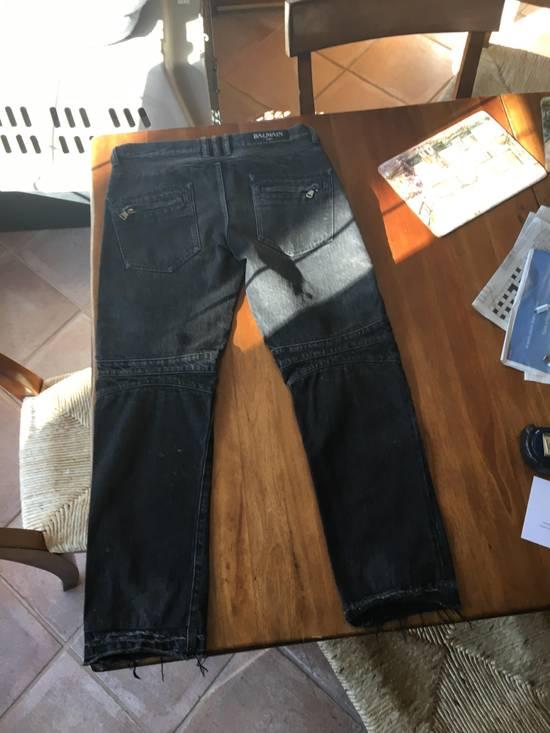 Balmain Black Denim Size US 31 - 1