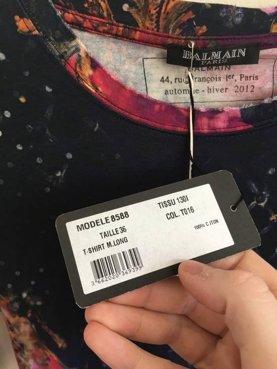 Balmain AW12 Long Sleeve Shirt NWT Size US S / EU 44-46 / 1 - 2