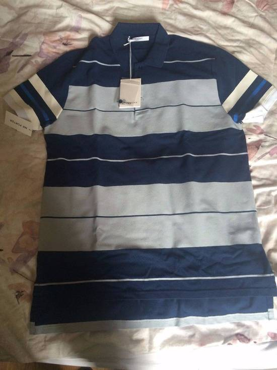Givenchy Givenchy Authentic $750 Columbian Fit Striped Pique Polo Shirt Size XS Brand New Size US XS / EU 42 / 0