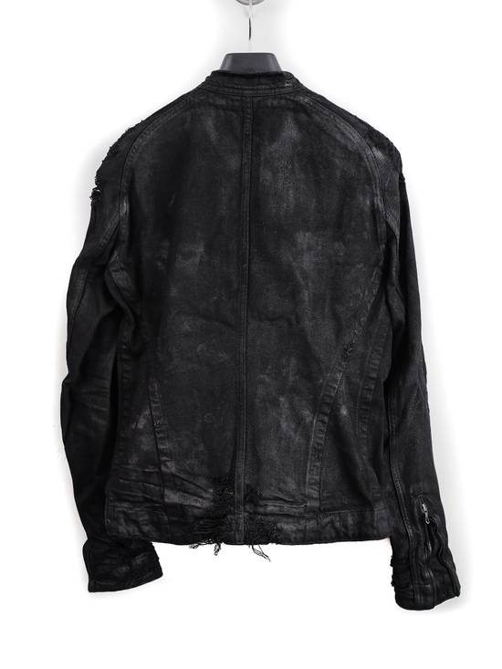 Julius NOS 09 F/W Destroyed Waxed Jacket Size US S / EU 44-46 / 1 - 1