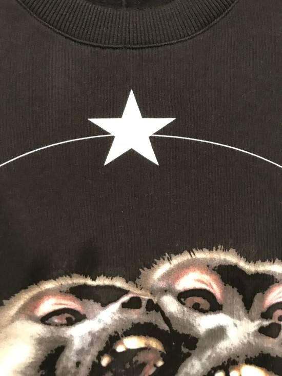 Givenchy GIVENCHY Monkey Brothers cotton-jersey sweatshirt Size US M / EU 48-50 / 2 - 6
