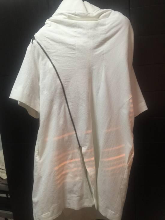 Julius SS14 ghost asymmetrical zip jacket Size US M / EU 48-50 / 2 - 6