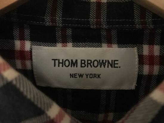 Thom Browne Thom Browne Check Shirt Size US S / EU 44-46 / 1 - 10