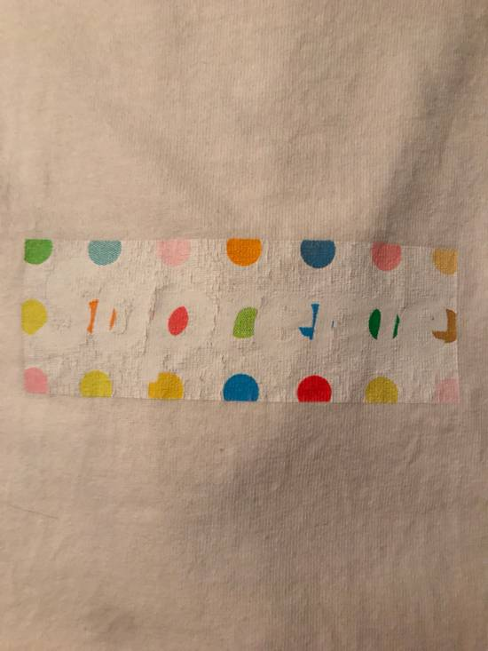 Supreme Supreme Damien Hirst Box Logo Tee White Size US L / EU 52-54 / 3 - 1