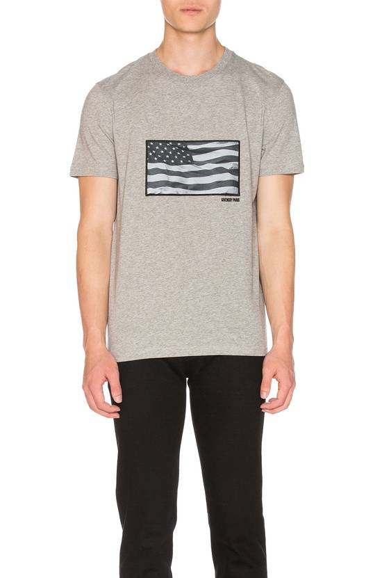 Givenchy american flag printed cuban fit grey Size US S / EU 44-46 / 1 - 7