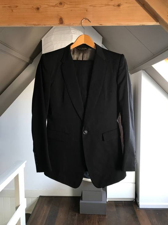 """Julius Cotton/Wool Suit FW06 """"FIXED"""" Size 2/46 Size 36S"""