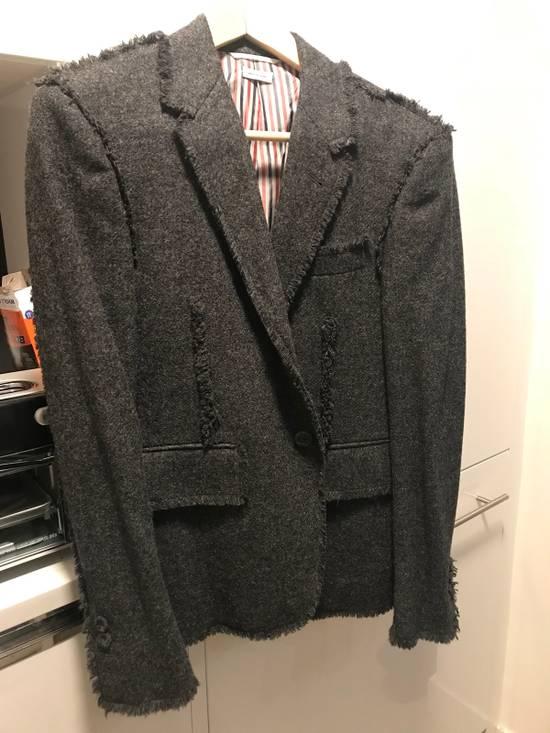 Thom Browne detailed edge jacket Size 46S