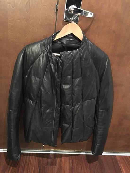 Julius Lamb Skin Puffer Jacket Size US S / EU 44-46 / 1