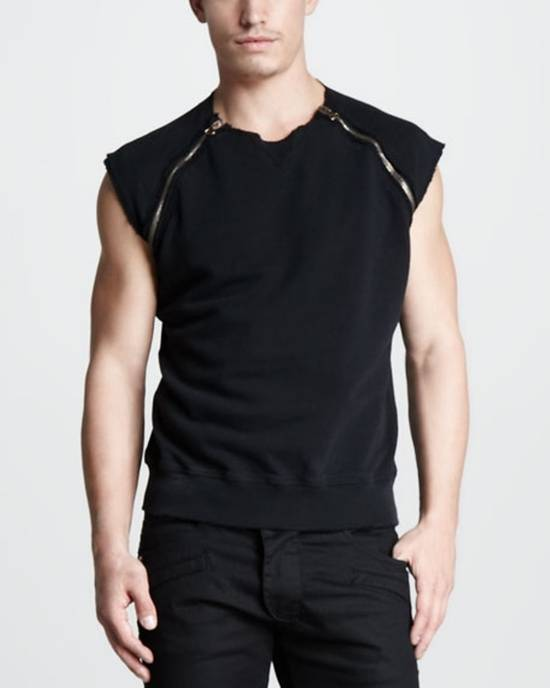 Balmain Sleeveless Sweatshirt Size US M / EU 48-50 / 2 - 5